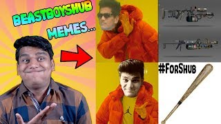 [21.68 MB] BeastBoyShub Reacts on Memes ( #ForShub )