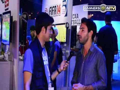 Gamers-On Tv entrevista a Santiago Jaramillo, productor FIFA
