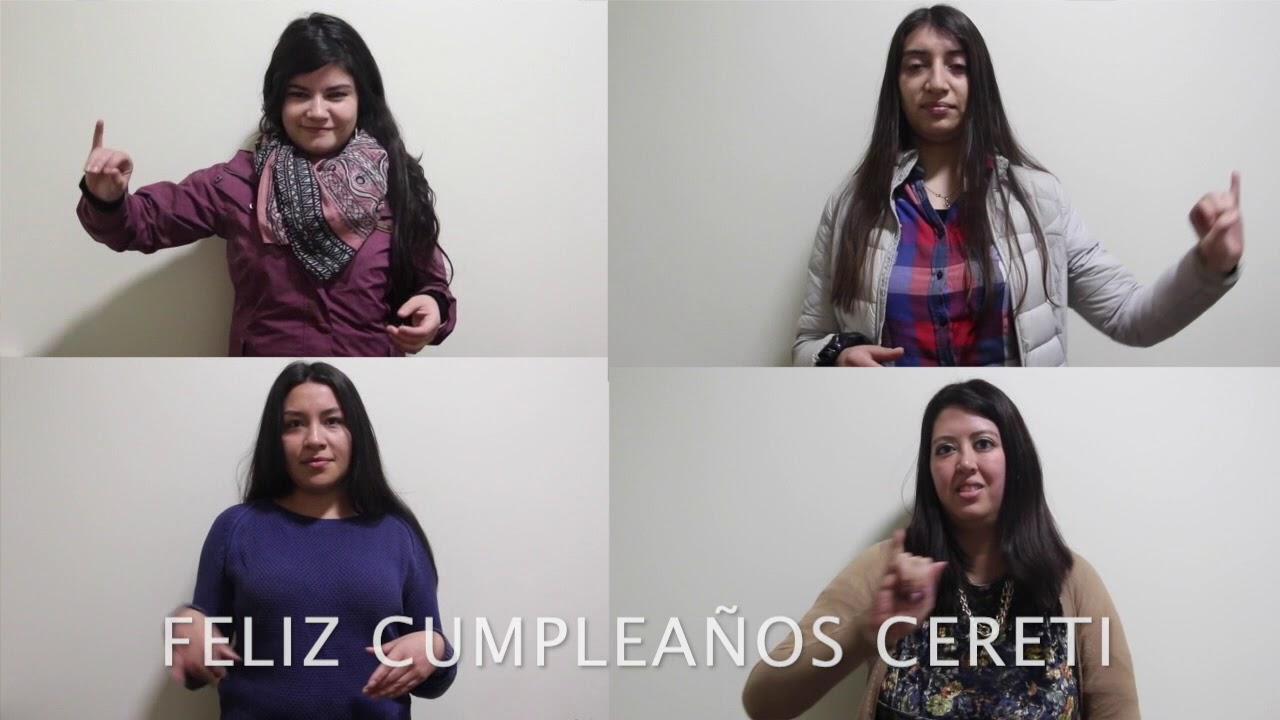 Feliz cumpleanos a la chilena