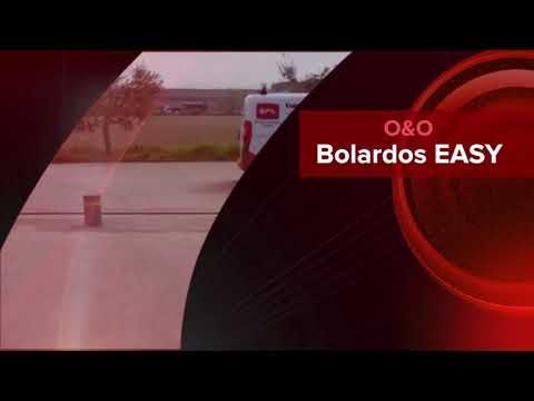 O&O   Instalación de Bolardos Pilonas Automáticos Easy   RSeguridad