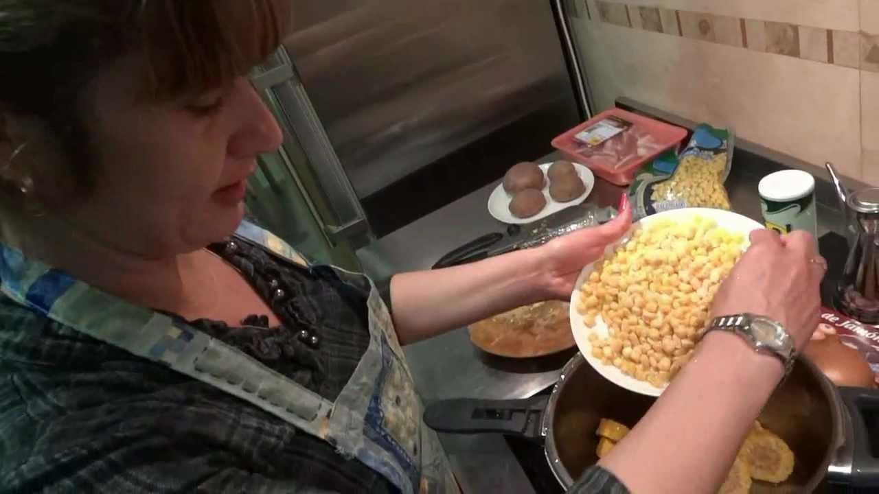 Recetas De Cocina Guiso De Maiz Cocina Cubana Youtube