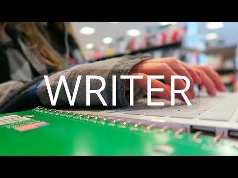 Day in the Life of a Writer | VLOG