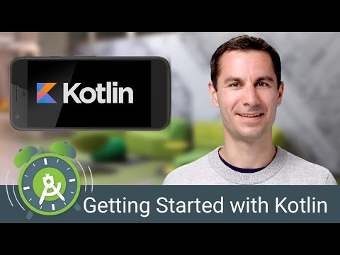 Getting Started with Kotlin