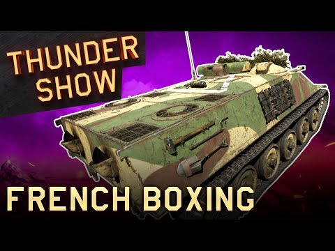 Thunder Show: French boxing