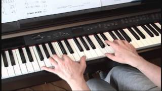 Chapel of Love -- Dixie Cups -- Piano