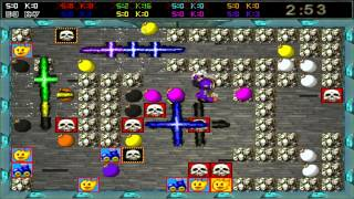 Atomic Bomberman 60FPS Total Annihilation