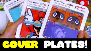 Unboxing - NEW Nintendo 3DS Cover Plates!