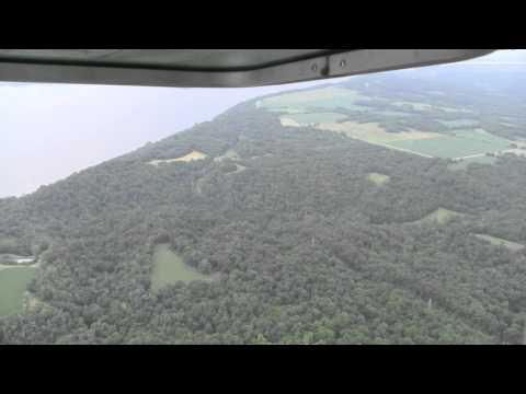 Twin Creeks Farm Aerial Tour • The Engel Family • Hancock County, IL