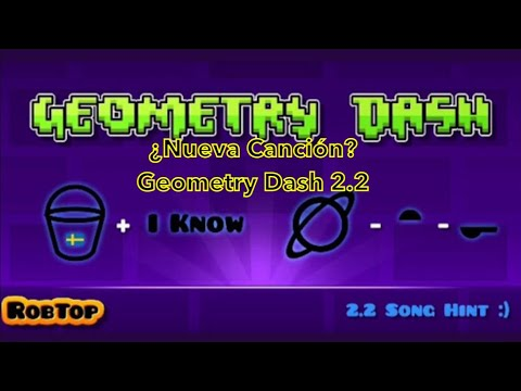 ANALIZANDO LA CANCIÓN DE GEOMETRY DASH 2.2! | Geometry Dash