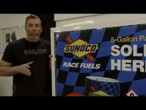 ToyMakerz- Sunoco Race Fuels