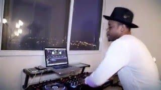 DJ MAGIC FLOWZ Afrobeat vs Reggae Studio Session (2016)