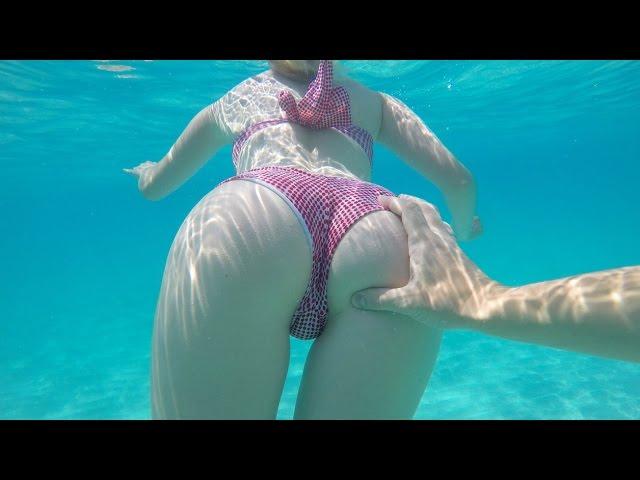 Вода в жопе видео пост