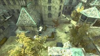 Arkham Asylum Map - Gotham City Impostors DLC Update Trailer