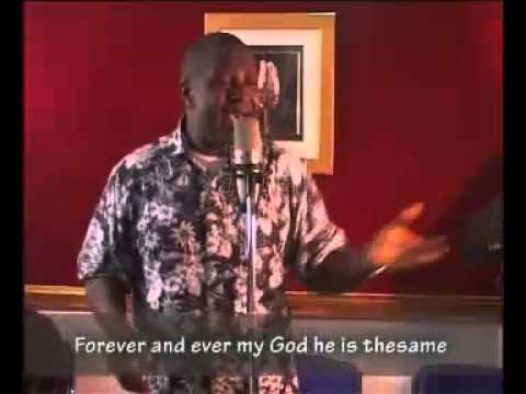Panam Percy Paul - Song - Come let's Praise the Lord (with lyrics)