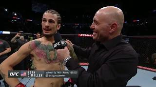 UFC 248: Sean O'Malley Octagon Interview