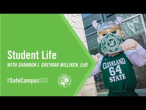 Student Life With Shannon Greybar Milliken