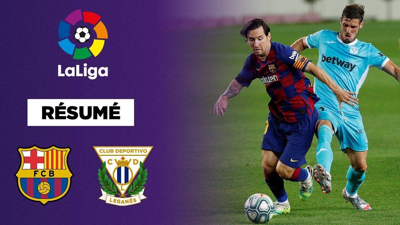 Download Résumé : Fati et Messi portent un petit Barça !