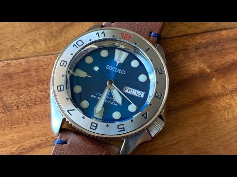 Seiko SKX007 Mods - AR Coated Double Dome Sapphire Crystal, Coin