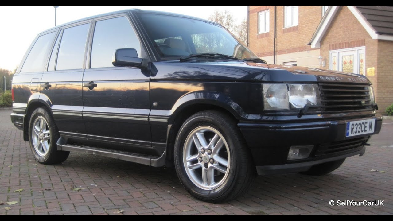 Sold 2000 x range rover 4 6 v8 vogue auto 2 owner mot tax stunning interior condition youtube