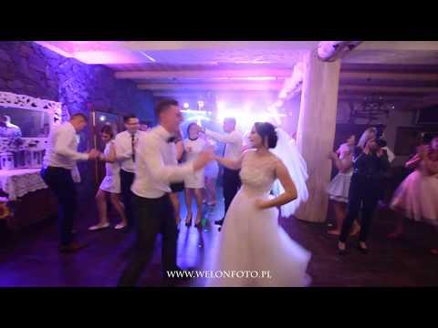 SĄGORSI na weselu Jagody i Mateusza - WWW.WELONFOTO.PL