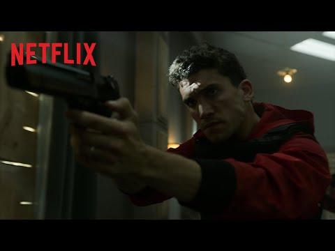 La casa de papel | Deel 4 - Teaser | Netflix