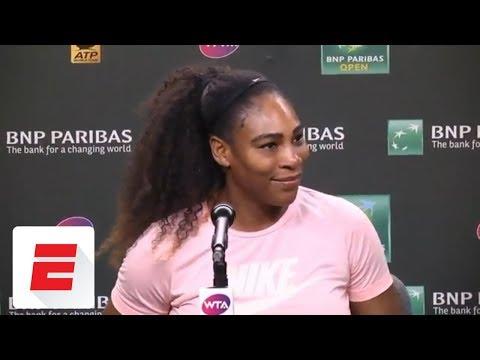 Serena Williams on having to face sister Venus: 'I wish it was anybody else'   ESPN