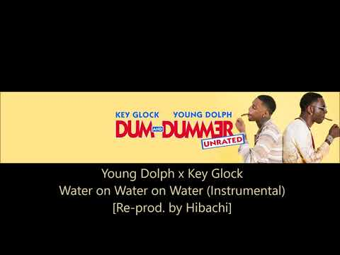 Water on Water on Water (Instrumental) – Young Dolph & Key Glock | Re-Prod. by Hibachi Records