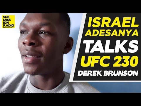 Israel Adesanya says he's UFC's next 'cash cow', promises to 'smoke' Derek 'Bumson'