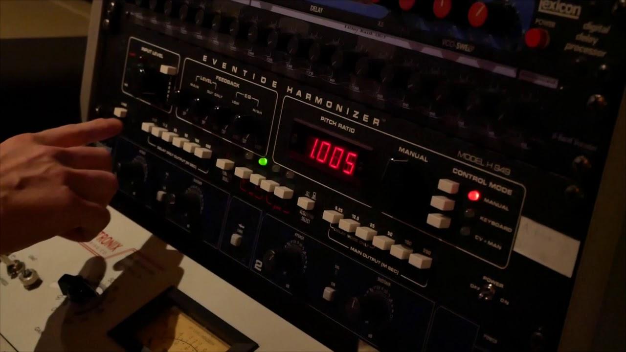 Eventide Harmonizer H949 Demo