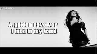 Christina Aguilera - Cease Fire [Lyrics]