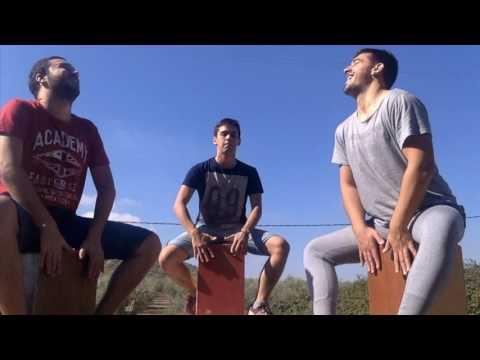 Bulerías Cajón Flamenco - VAN3uard Percussion