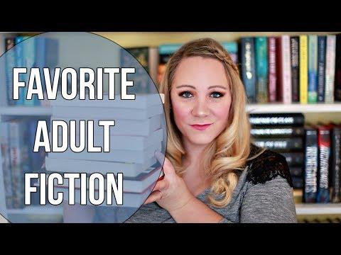 FAVORITE ADULT FICTION BOOKS