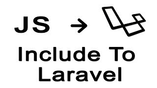 How to include external JS and jQuery file into laravel 5.8?