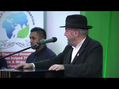 The Palestinian People, Their Children & Their Orphans - George Galloway MP Gaza Fundraiser