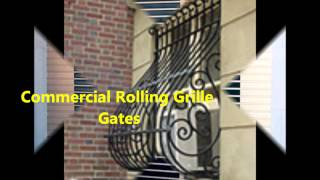 New York Residential Rolling Gates Repair 718-280-1502 Residential 24 Hour Gate Install & Repair
