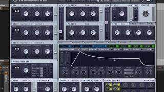 Synthesizers and Voicings (Mono Legato Poly and More)