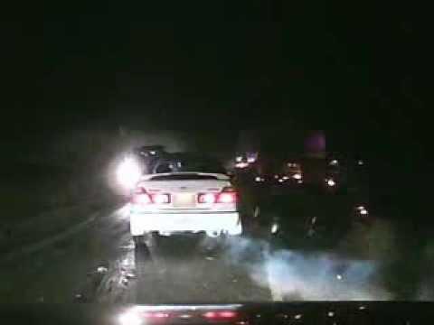 видео: Авария на трассе Находка-Врангель.