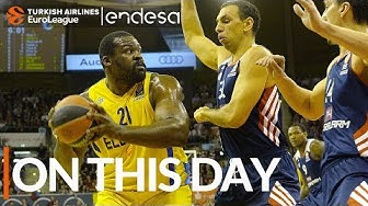 On this Day, April 3, 2014: Maccabi rallied into playoffs en route to title