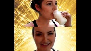 yep i just drank my breast milk