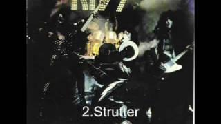 Kiss - Strutter ( Alive! 1975)
