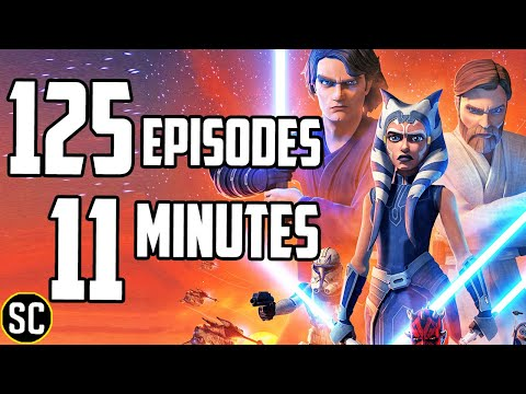 CLONE WARS Recap : Everything You Need to Know Before The Final Season | STAR WARS