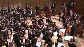 Webern Passacaglia, Op. 1 - UBC Symphony Orchestra