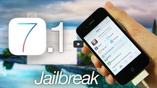 Tutorial Como Instalar Cydia en iPhone 4 iOS 7.1 y 7.1.1