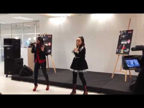 Delisha - Retak (Live at Bersama Bintang)