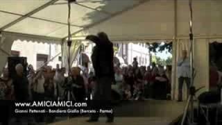 Gianni Pettenati - Bandiera Gialla (Live Berceto Parma)