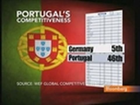 Portugal Crisis Highlights Euro-Zone Economic Divisions