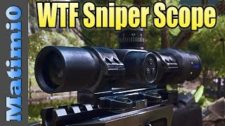 WTF Sniper Iron Sights Duel -  Special Place in Hell - Battlefield 4