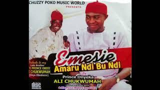Onyeka Ali Chukwuma - Emesia Amaru Ndi Bu Ndi FULL ALBUM - Nigerian Highlife