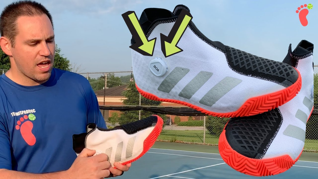 adidas Stycon BOA Playtest and review