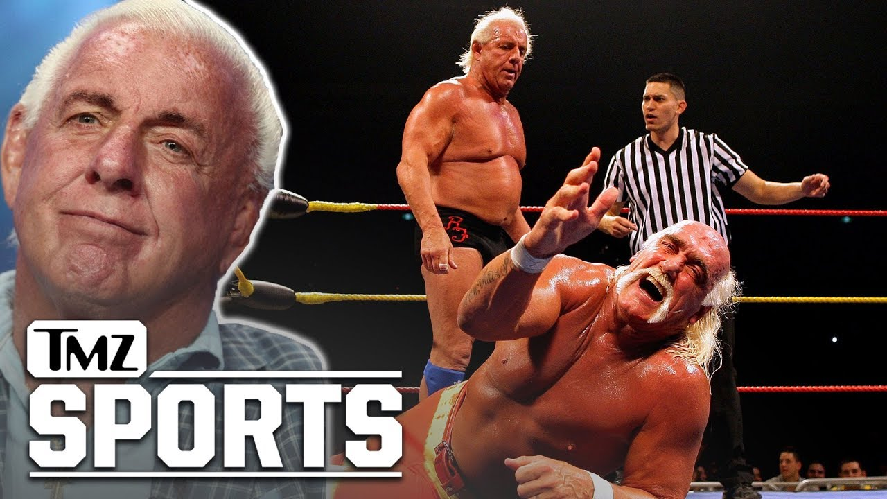 Ric Flair Hospitalized After 'Very Serious' Medical Emergency